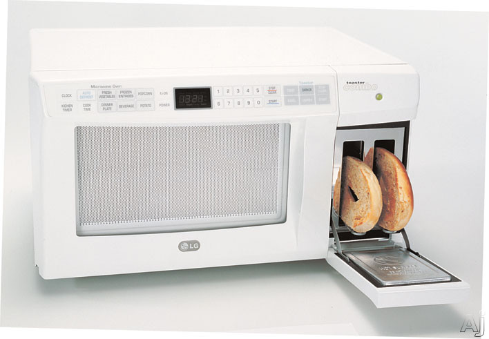 oven toaster toaster and microwave oven combination
