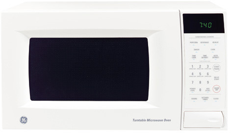 ge je740wh 0 7 cu ft compact microwave
