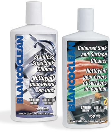blanco 406200 silgranit sink cleaner