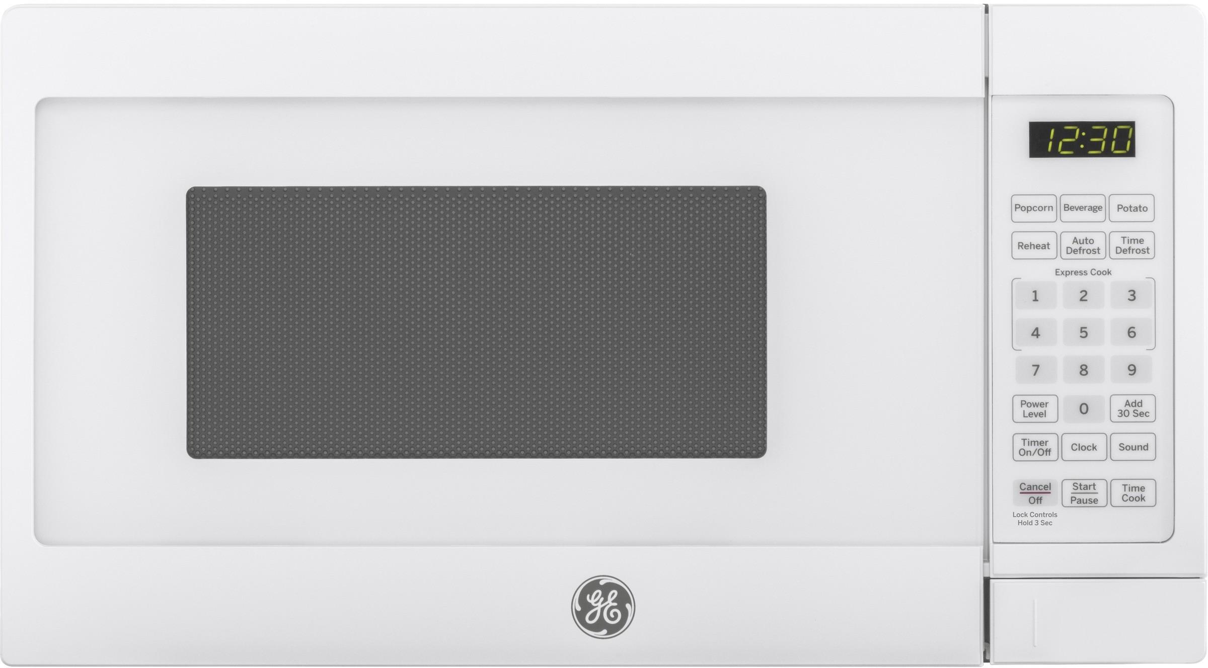 ge 0 7 cu ft countertop microwave oven