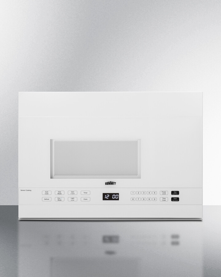 summit 24 inch over the range microwave