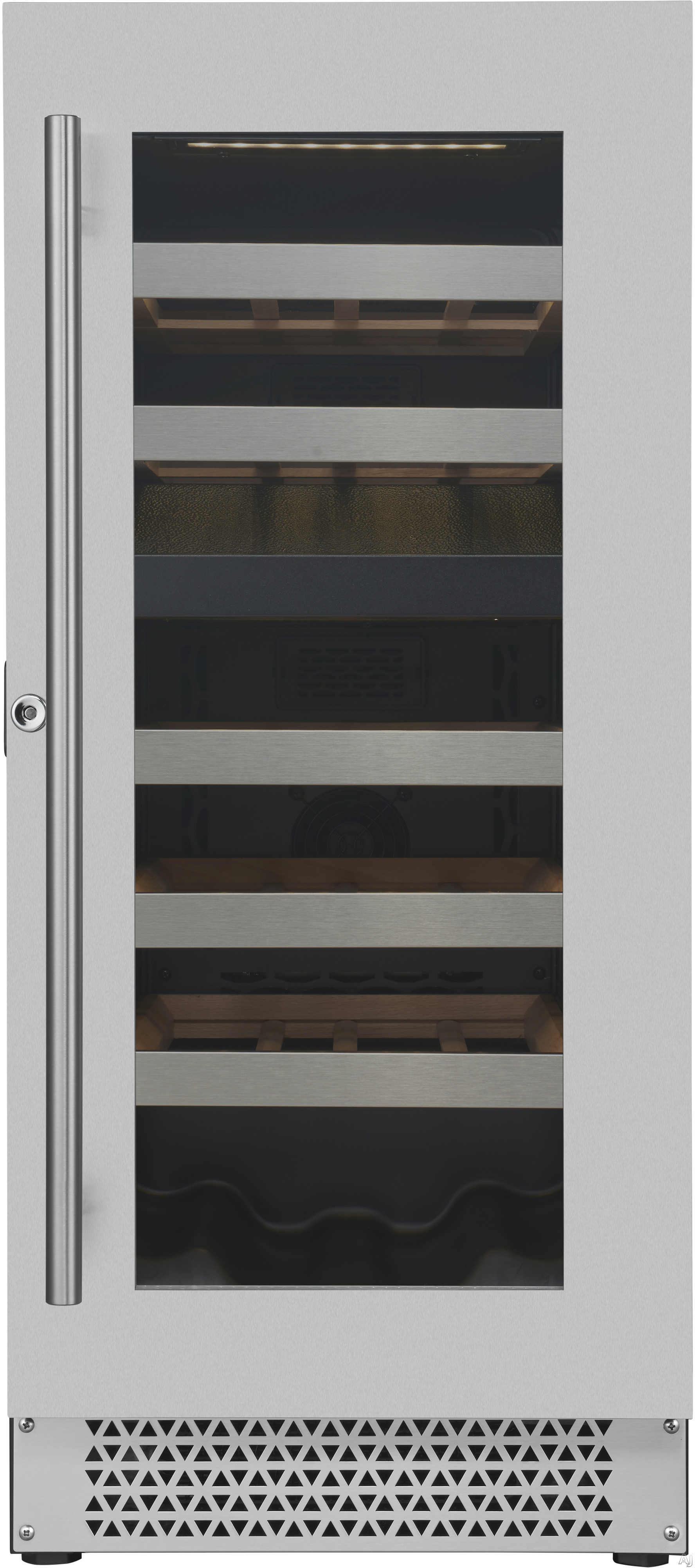 Cavavin V024wdz 15 Inch Counter Depth Wine Cooler With Dual