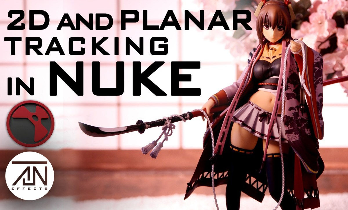 2D and Planar Advance Tracking In NUKE