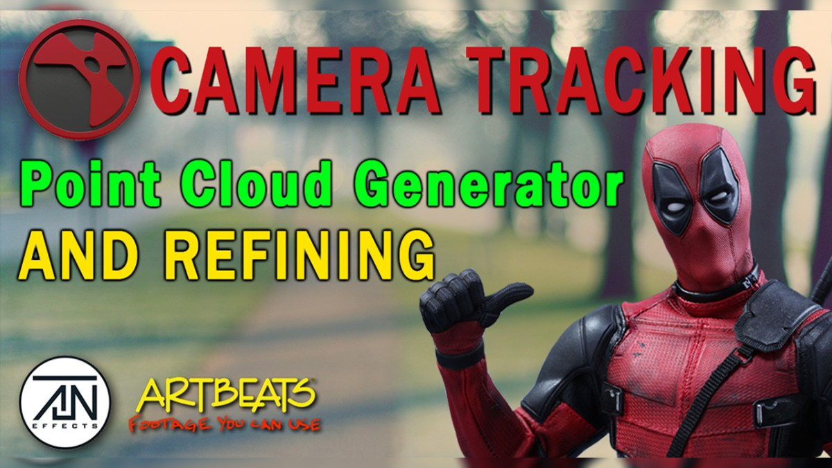 Nuke 3D Camera Tracking and Refining Tutorial (UPDATED) 2017