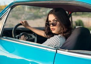 Vain 5 prosenttia aikuisista kuvitteli ratin taakse naisen