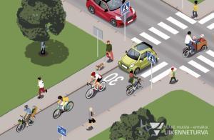 Muuttuuko liikenne kuin määräyksen muuttuvat?