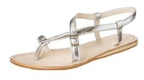 flip*flop Sandalette - silber