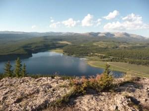 Big Horn Lake in Sheridan, WY
