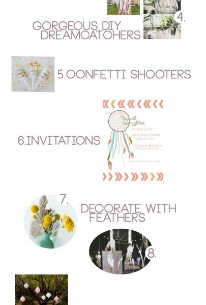 Party Inspiration: Farewell, Dreamcatcher!