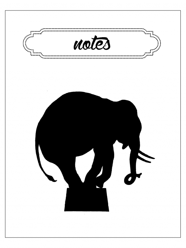 elephantnotebook