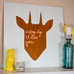 Stag Head Wall Art