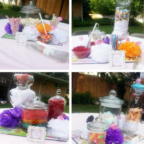 Vintage Candyland Bridal Shower