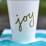 Word Party Cups
