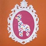 Animal Cookie Wall Art