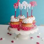 Circus Animal Cookie Cupcake Picks