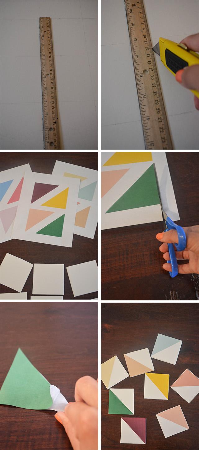 geometricwallartsteps2