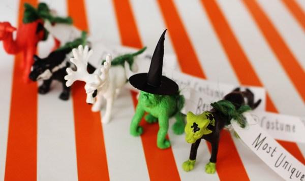 Costume Party Animals