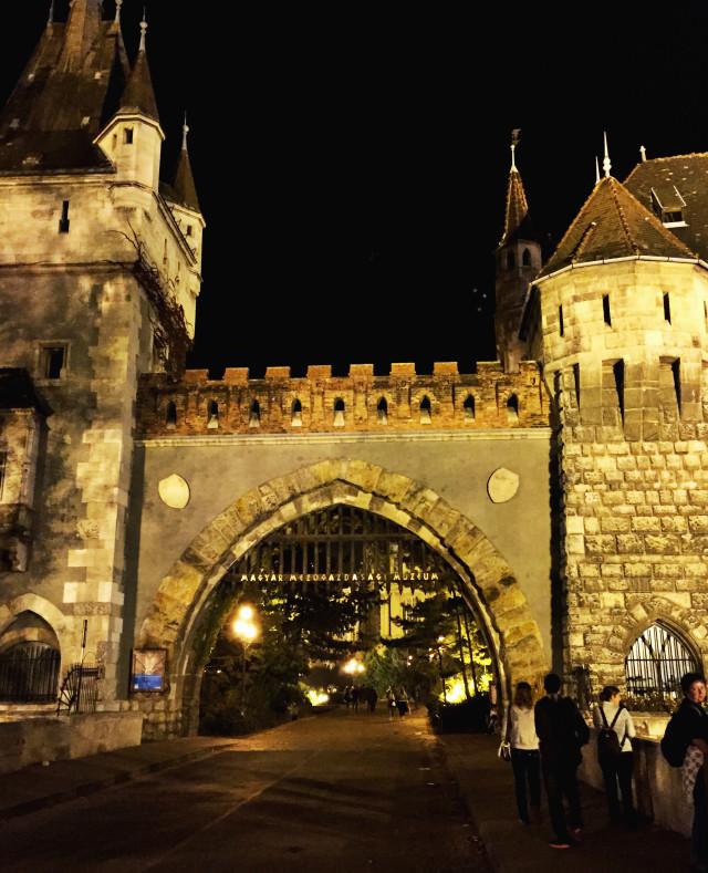 budapest vajdahunyad castle2