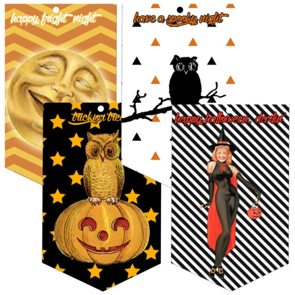 Halloween Treat Tags | Free Printable Friday