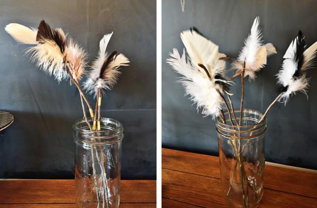 feathersticks
