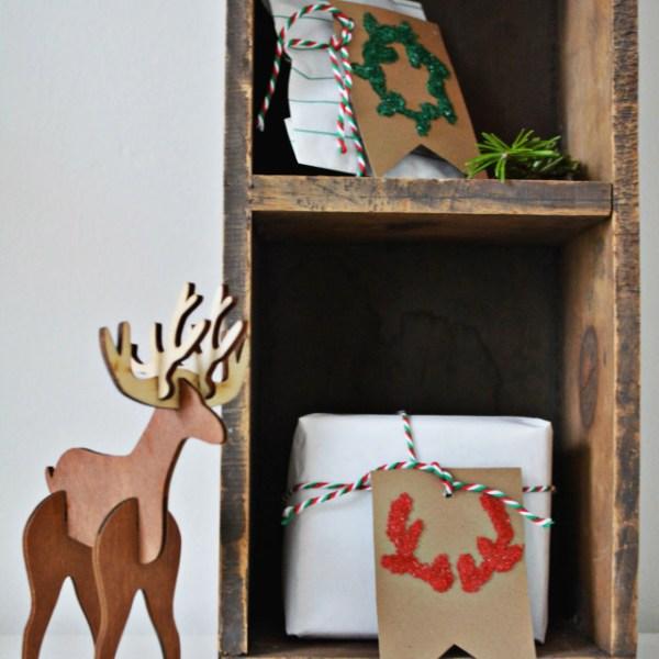 Sprinkle Christmas Gift Tags