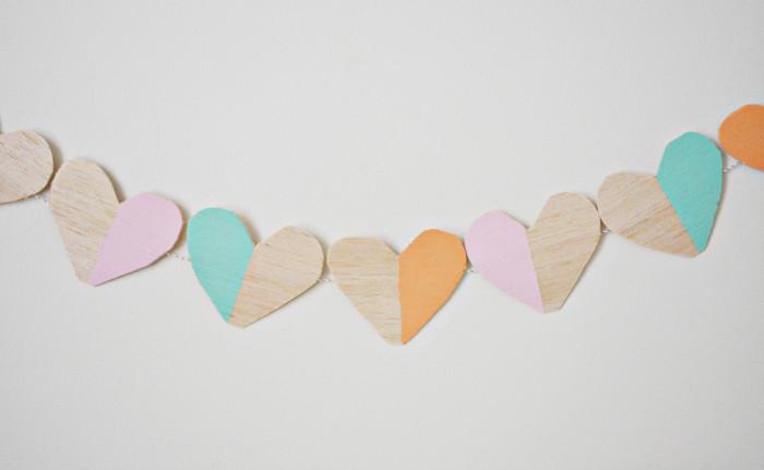 wood heart garland2 copy