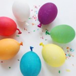 Balloon Easter Eggs