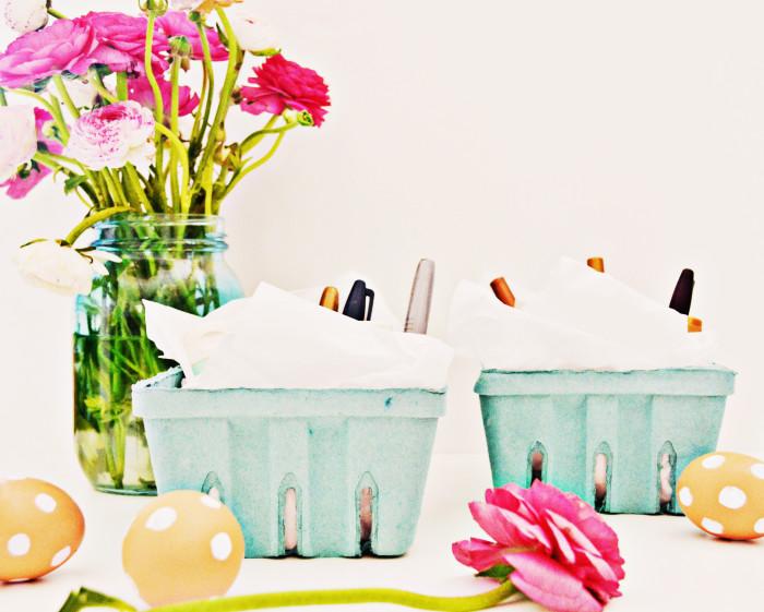 Berry Basket Easter Egg Kits @ajoyfulriot