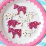 DIY Simple Clay Animal Cookie Necklaces