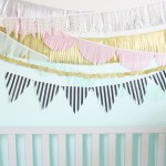 DIY Fringe Tissue Garlands