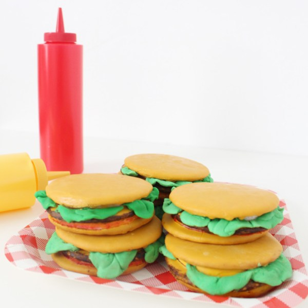 Moon Pie Cheeseburgers