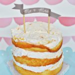 DIY Shrinky Dink Cake Toppers