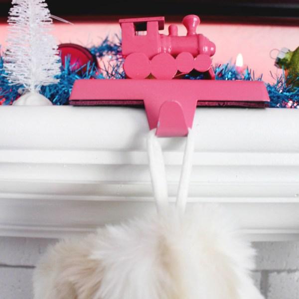 Modern Toy Stocking Hangers