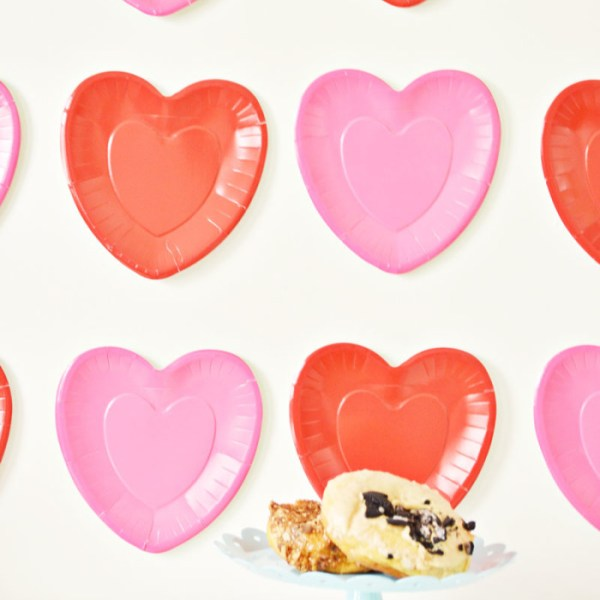 Simple Heart Backdrop