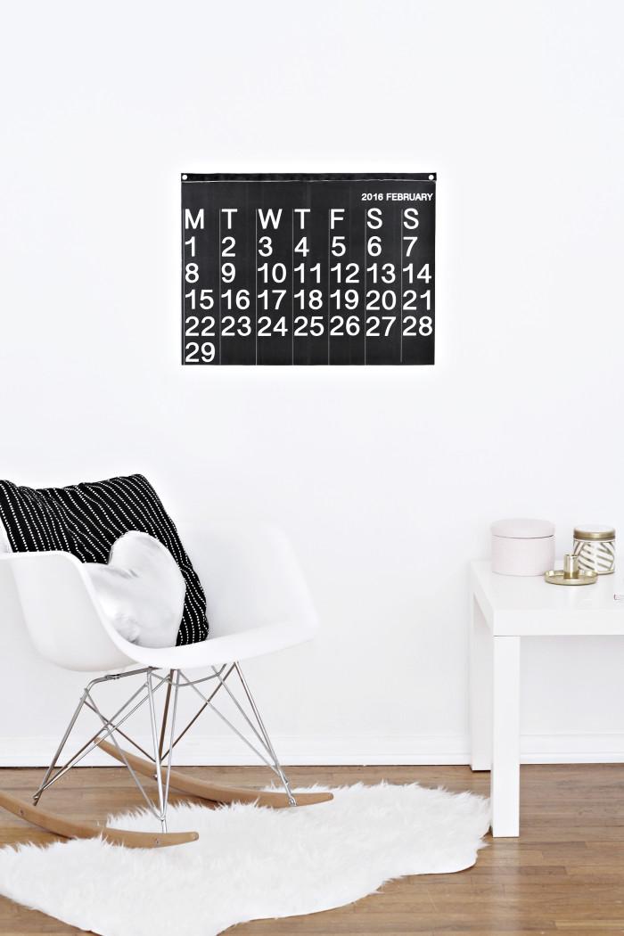 DIY stendig inspired free printable calendar 2016 from ajoyfulriot.com @ajoyfulriot 6