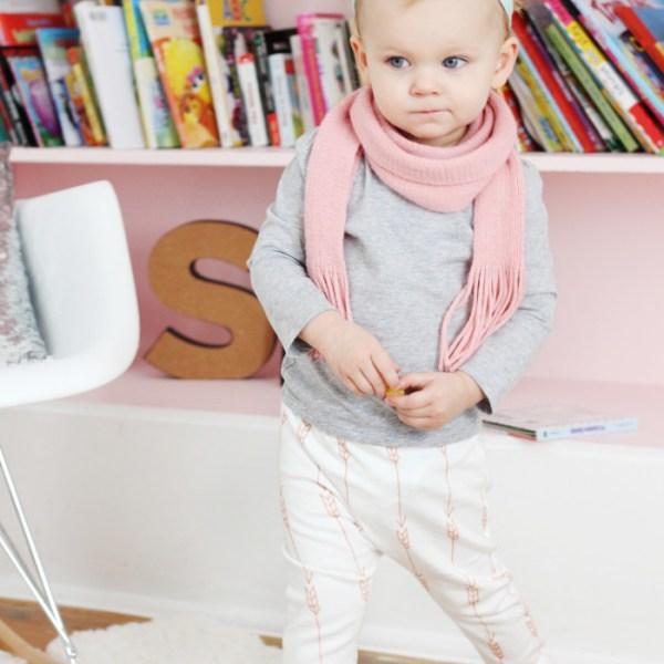 Baby & Toddler Harem Pants Revisited (Free Pattern NB-4T)