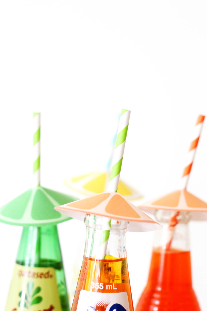 Citrus Straw Umbrella free printables from @ajoyfulriot-5