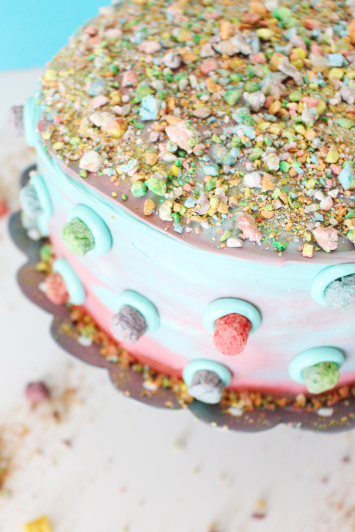Captain Crunch Berries with Marshmallows Cake 9