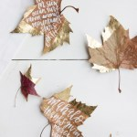 12 Gorgeous Ways to Incorporate Fall Leaves in Your Next Party