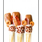 Floral Doughnuts, Maple Doughnut Milkshakes and Doughnut Gift Ideas!