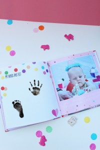 Document those parties you work so hard on with photo memory books. Free printable birthday interview and handprint pages