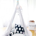 The Easiest {And Cheapest!} Little DIY Play Teepee
