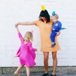 DIY Balloon Dog Halloween Costume