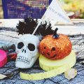 halloween carnival birthday party carnival ticket centerpieces