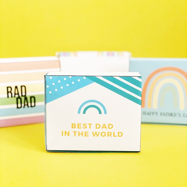 Free Father's Day Gift Boxes
