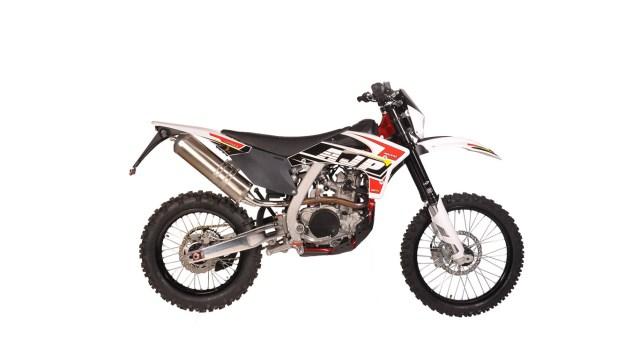 SPR 250 enduro
