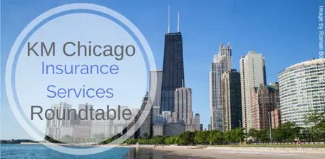 Dr. Anthony J. Rhem moderates panel on Knowledge Management in Insurance at KM Chicago event