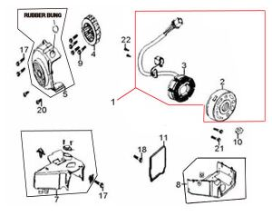 Peace Sports 150cc Scooter Wiring Diagram Parts Wiring Diagram Images