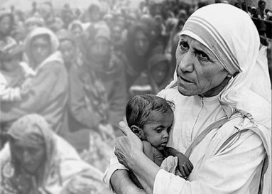 sacrifice - Mother-Teresa