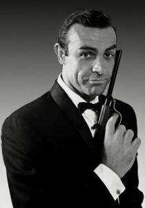 protagonist James Bond